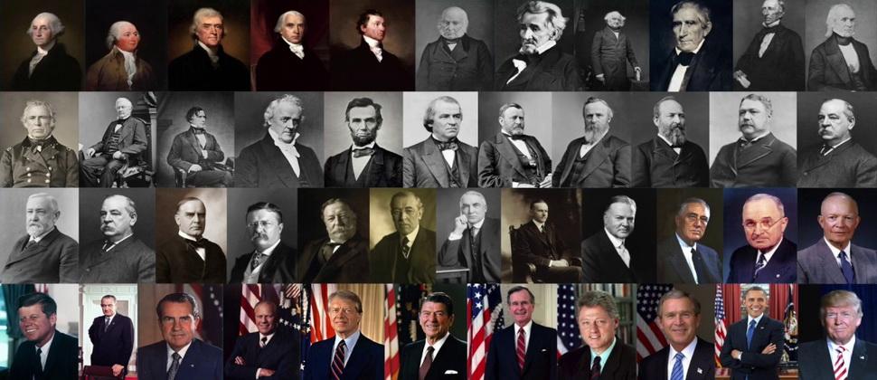 ABŞ-ın ən zəngin 10 prezidenti - FOTO