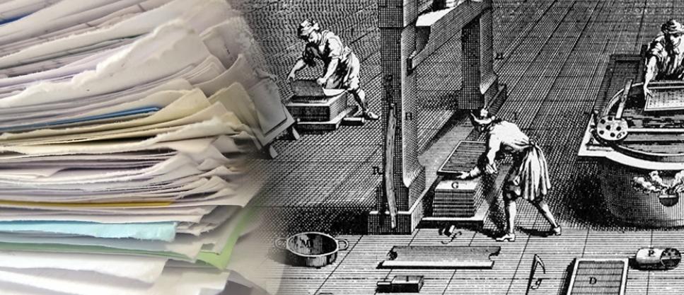 Dünyada ilk kağız fabriki Bağdadda qurulub
