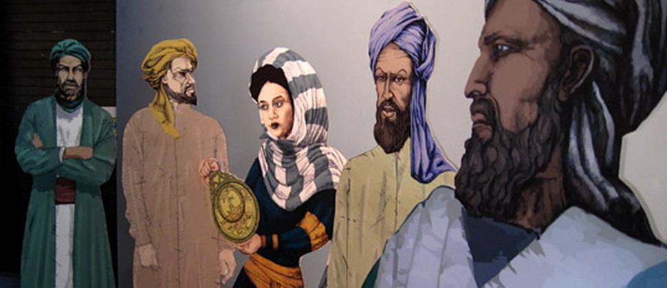 Qərbi Qərb edən İslam alimləri